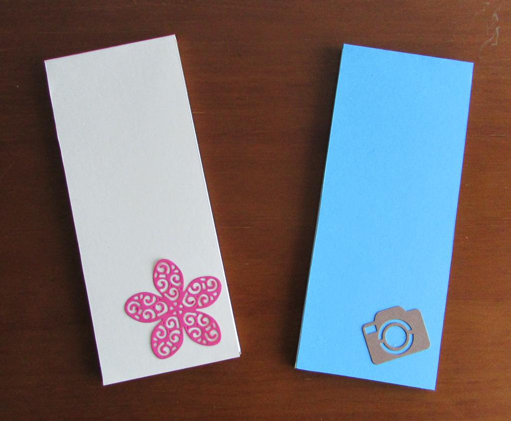 Cadernos e blocos feitos à mão